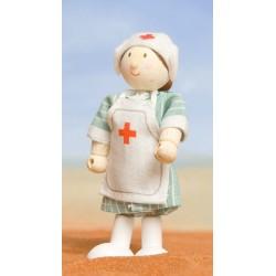 Infirmière de brousse