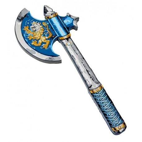 Knight Axe, Noble Knight, blue