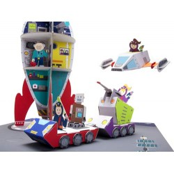 Space Mission Playset