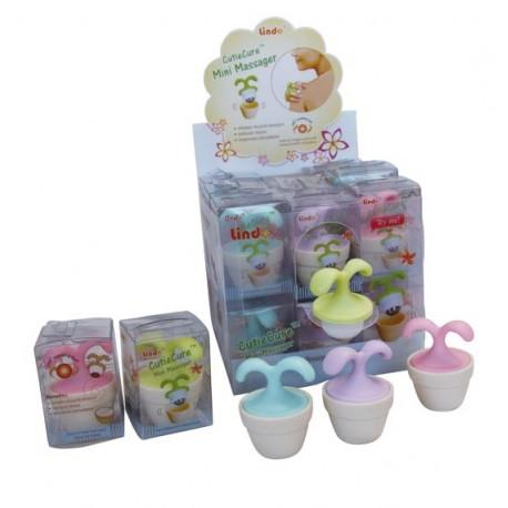 Lindo Cutiecure Mini Massager Display