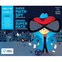 SUPER MATH SPY