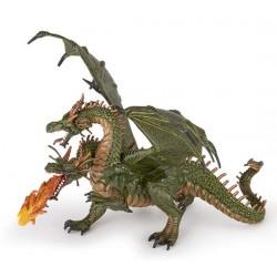 Dragon deux têtes