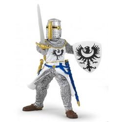 Chevalier blanc à l'épée