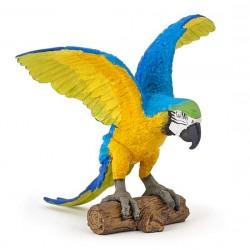 Perroquet Ara bleu Nouveau 2018