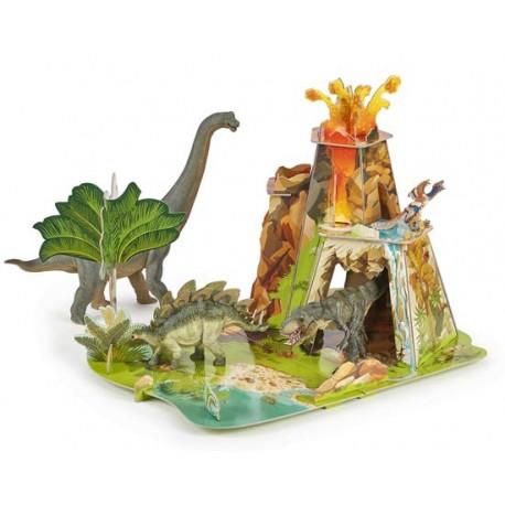 La Terre des dinosaures