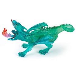 Dragon émeraude retraité