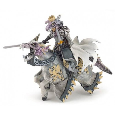 sorcier et son cheval