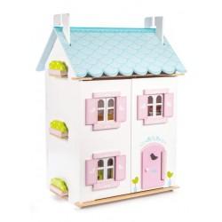 Maison de l'Oiseau Bleu meublée