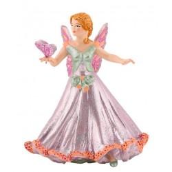 Pink elf butterfly