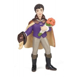 Prince au bouquet retraité