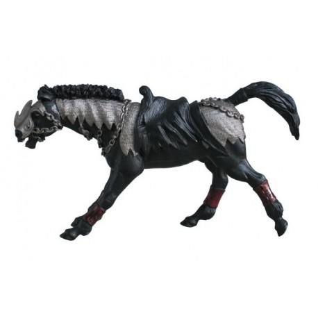Cheval noir fantastique***