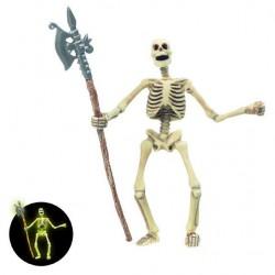 Squelette (brille dans l'obscurité)  ***