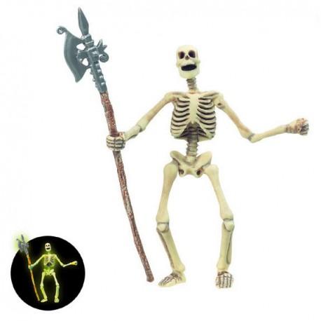 Skeleton (glows in the dark)  ***