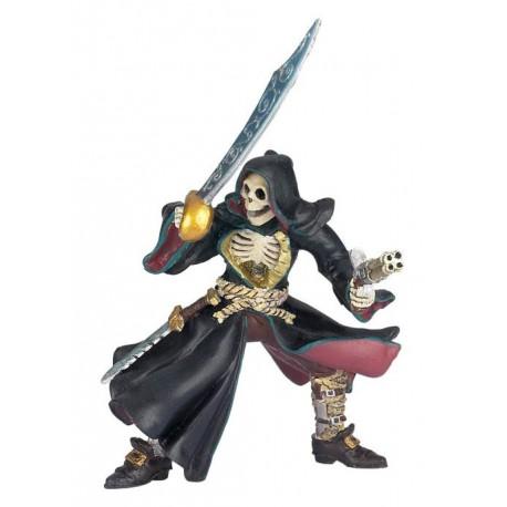Skull head pirate