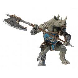 Homme rhinocéros