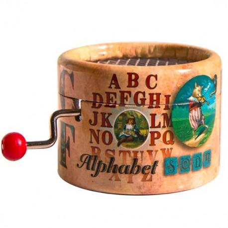 Chanson de l'Alphabet