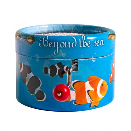 Beyond the sea (Finding Nemo theme song)