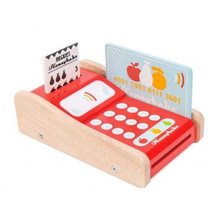 Machine à carte bancaire