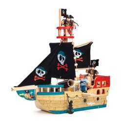 Bâteau pirate de Jolly